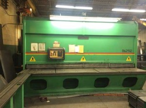 used-sheet-metal-shear